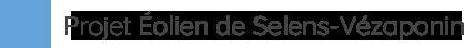 Projet éolien de Selens-Vézaponin